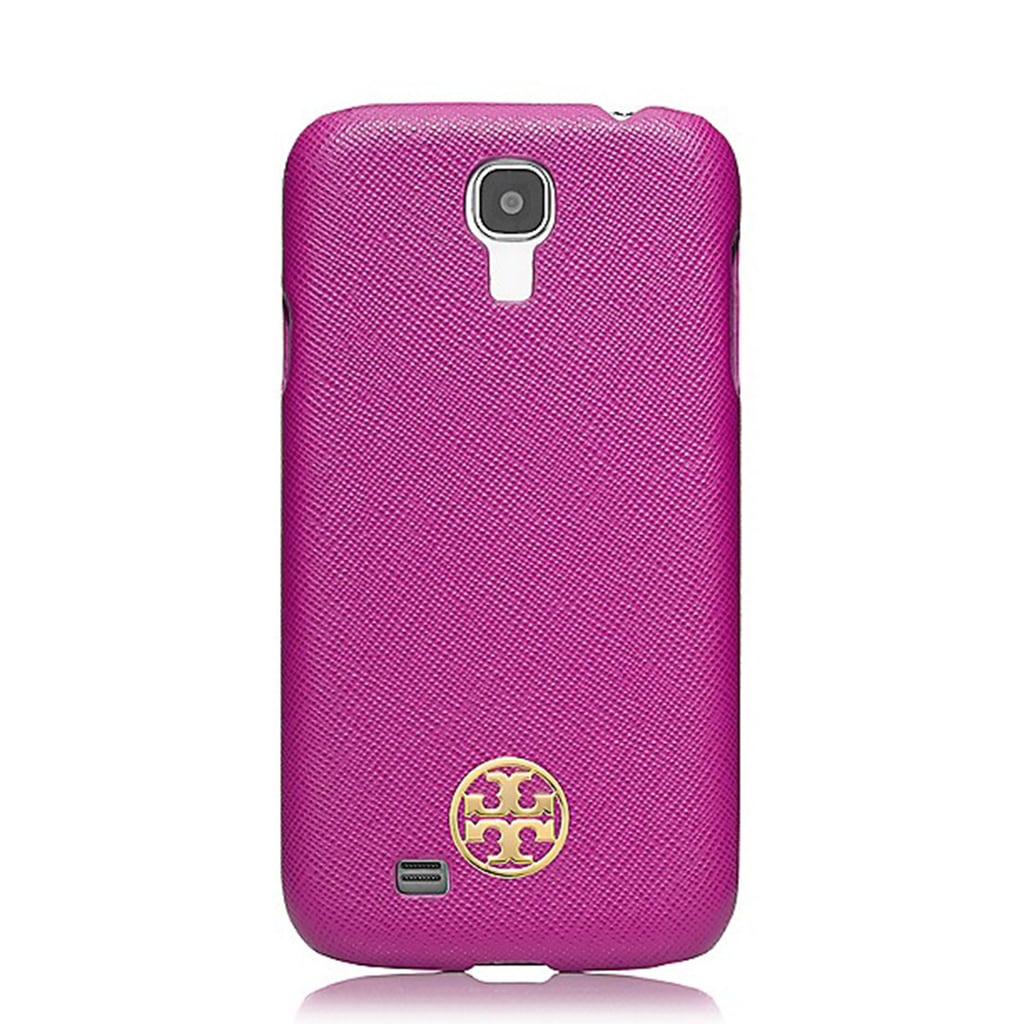 If you're like us, you love a perfect shade of pink. The Tory Burch saffiano leather case ($60) for the Samsung Gallery will easily add a girlie flair to your cell.