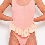 Pandora Sykes x Hunza G Denise Swimsuit (£120)