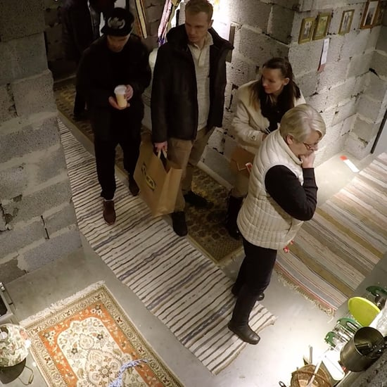 Ikea Replicates Syrian Home