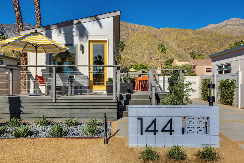 How much do the palm springs tiny homes cost popsugar for Property in palm springs