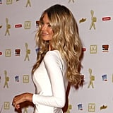 At the 52nd TV Week Logie Awards in 2010, Jen went for all-out volume and waves, and looked picture-perfect doing it.