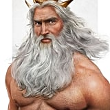King Triton, Ariel's Dad