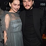 In April 2019, the Game of Thrones stars stepped out for the show's season eight premiere in NYC.