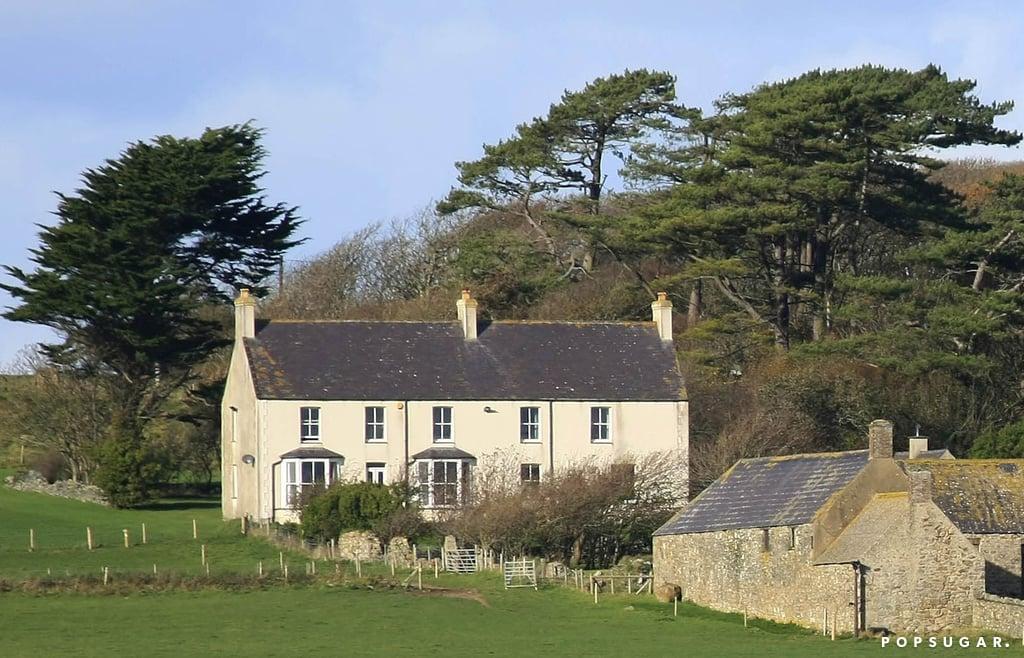 Anglesey Kate Middleton 39 S Childhood Homes Popsugar