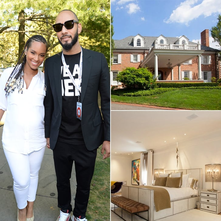alicia keys and swizz beatz sell their new jersey home. Black Bedroom Furniture Sets. Home Design Ideas