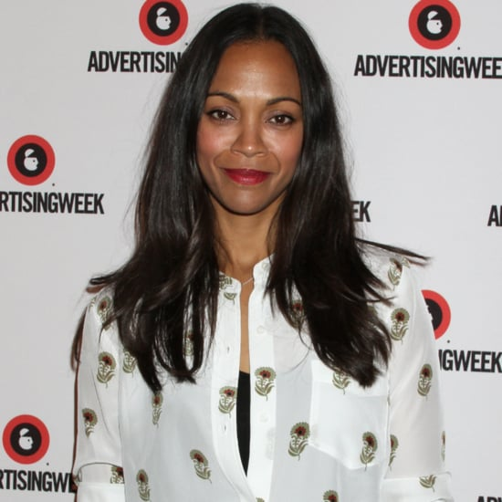 Zoe Saldana on Her Twins' Premature Birth