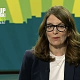 Tina Fey Learned How to Apply Makeup Virtually