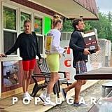 Aug. 16: Gigi Hadid and Tyler Cameron Holiday Together