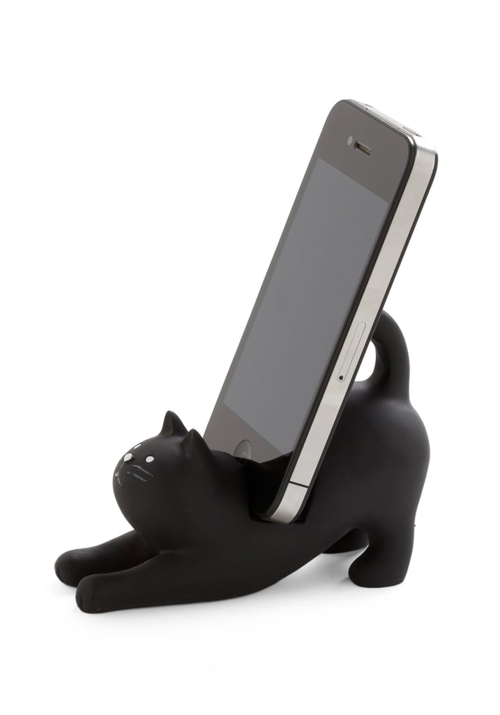 """You've Gato a Call"" Phone Stand ($22)"