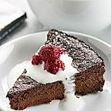 Vegan Flourless Chocolate Cake