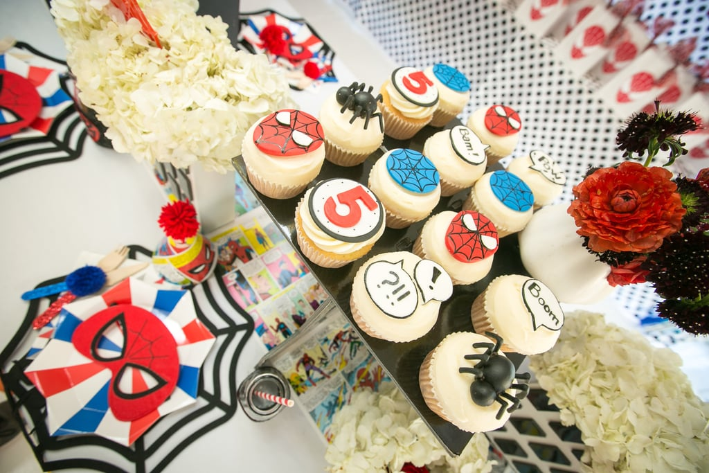Spider-Man Birthday Party