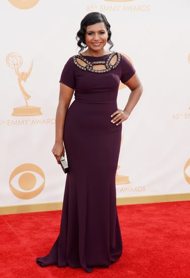 Mindy-Kaling-stepped-out-2013-Emmys
