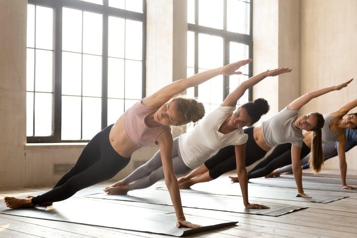 How I Push Through Hot Yoga Classes Popsugar Fitness