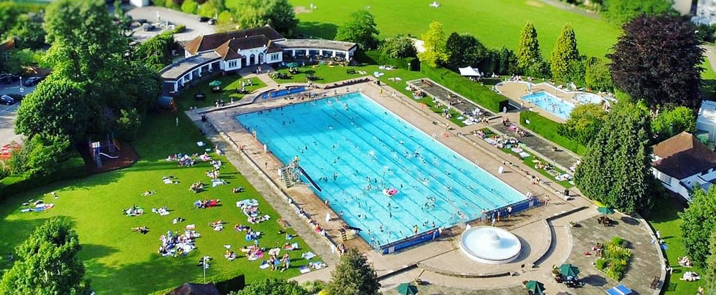Best Lidos and Outdoor Swimming Pools in the UK