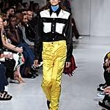Kaia Made Her Runway Debut on the Calvin Klein Spring 2018 Runway