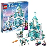Disney's Frozen 2 Princess Elsa's Magical Ice Palace Set 43172 by LEGO