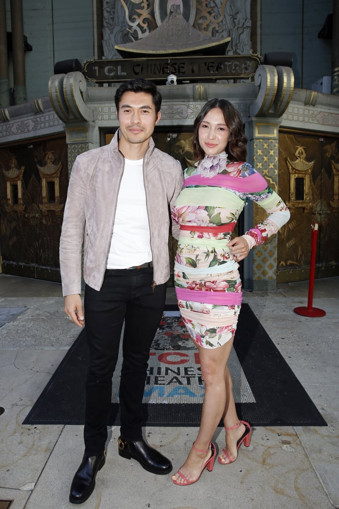 Henry Golding had the support of his wife, Liv Lo, at the Hollywood screening of his new movie, Snake Eyes: G.I. Joe Origins, on Wednesday night. The two looked stunning as they posed in front of the iconic TCL Chinese Theatre, and the outing marked the couple's first public appearance together since they became parents to their daughter, Lyla, in March. Henry was also joined by his costar Samara Weaving and producer Erik Howsam ahead of the movie's official July 23 premiere. Henry and Liv tied the knot in an intimate ceremony in Malaysia in August 2016, and their latest outing is just one of many cute moments the pair have shared over the years. Keep reading to see more photos from the Snake Eyes screening.       Related:                                                                                                           Sure, Henry Golding Is Hot, but Have You Seen Him Shirtless?