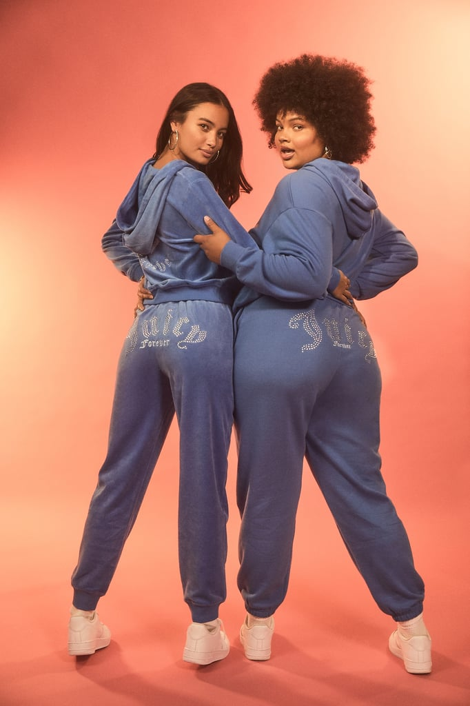 Juicy Couture Drops New Sweatsuit Collection at Forever 21