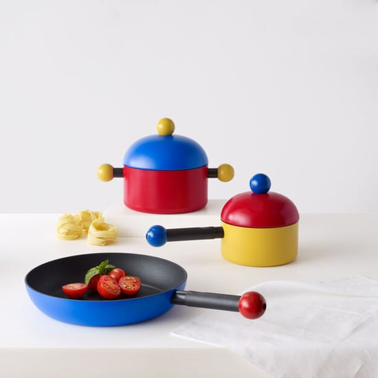 Colorful Cookware