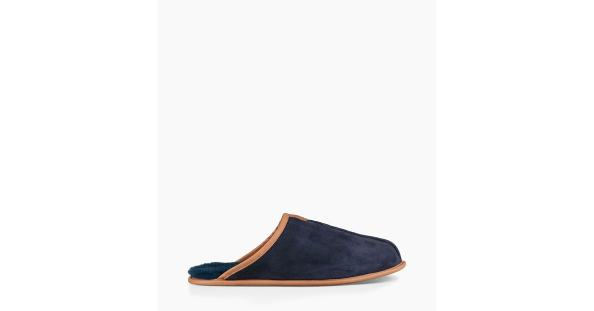 thayne men Shop for men's ugg thayne slipper chestnut suede get free delivery at overstockcom - your online shoes shop get 5% in rewards with club o - 21129219.