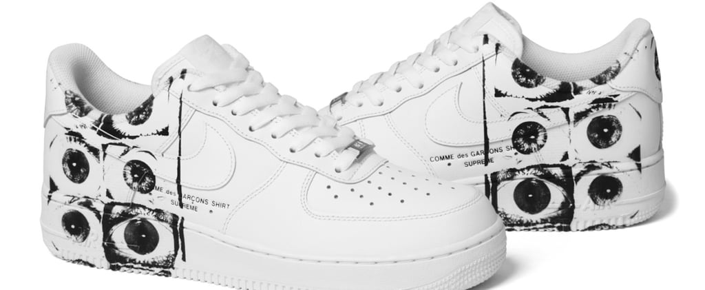 3 Major Brands Just Teamed Up to Create This 1 Pair of Iconic Sneakers
