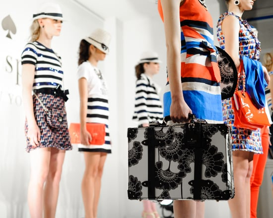 See Photos From Kate Spade's Cheery Spring 2012 Presentation