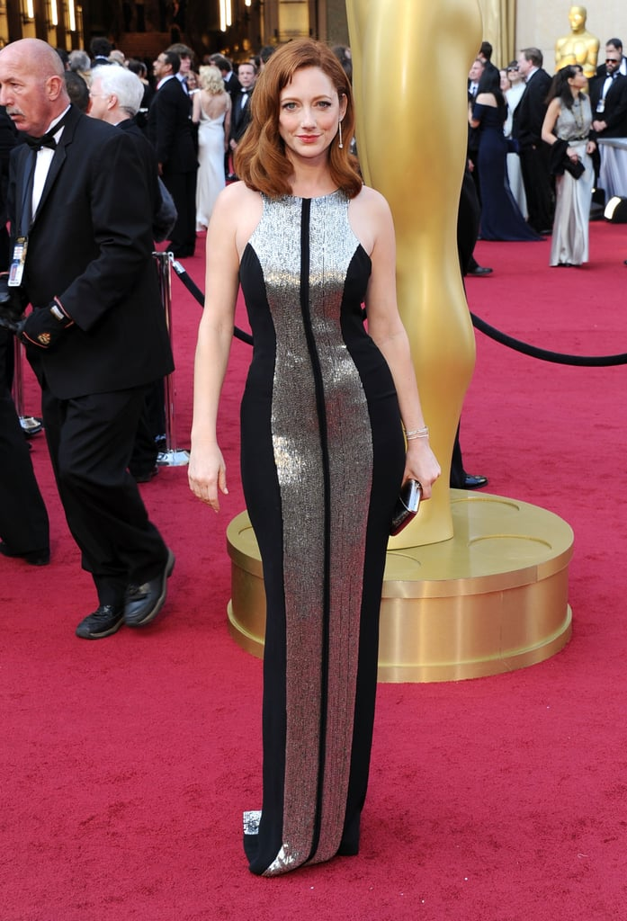 Who Wore What To The 2012 Oscars See All The Celebrity