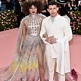 Priyanka Chopra and Nick Jonas at the 2019 Met Gala
