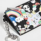Alice + Olivia Friends With You Zip Top Card Case