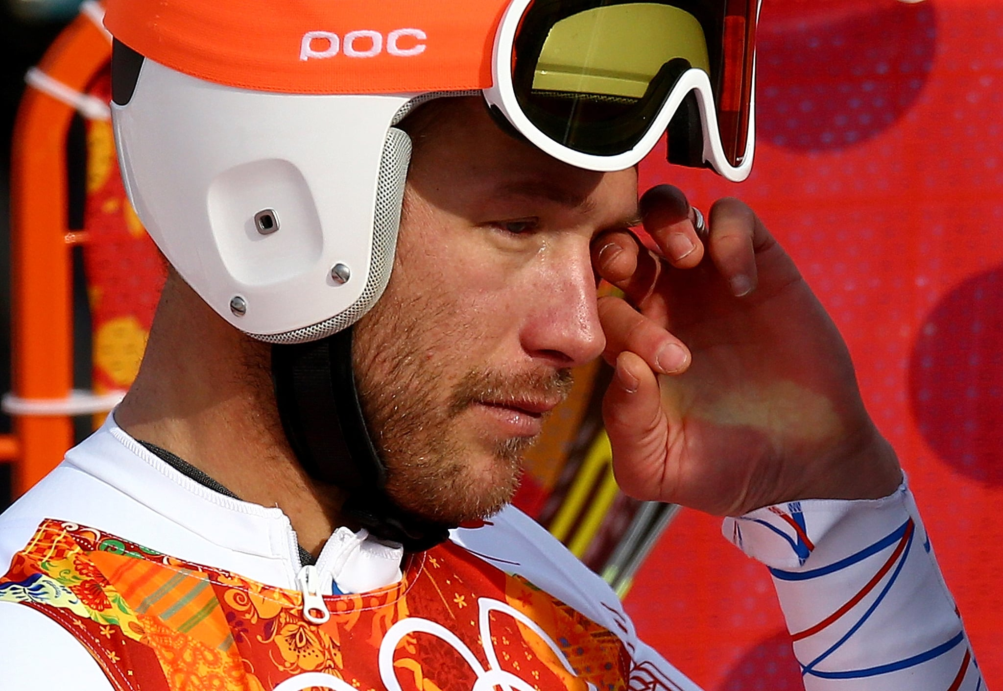 Bode Miller Moved to Tears