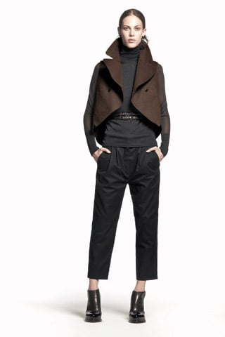 Photos of Alexander Wang Pre-Fall 2011 Collection Lookbook
