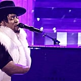 "D'Angelo Covers ""Sometimes It Snows in April"" With Maya Rudolph"