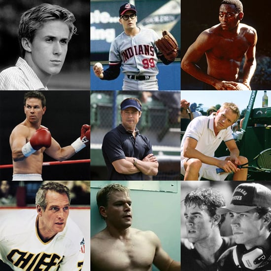 Men in Uniform: 25 Sports Movie Hotties