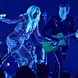 "Relive Their Onstage ""Shallow"" Performance in Pictures"
