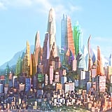 Zootopia City Wallpaper