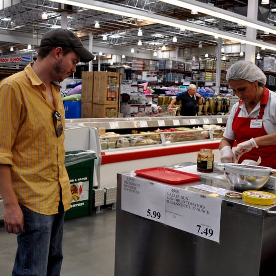 Costco Samples Job