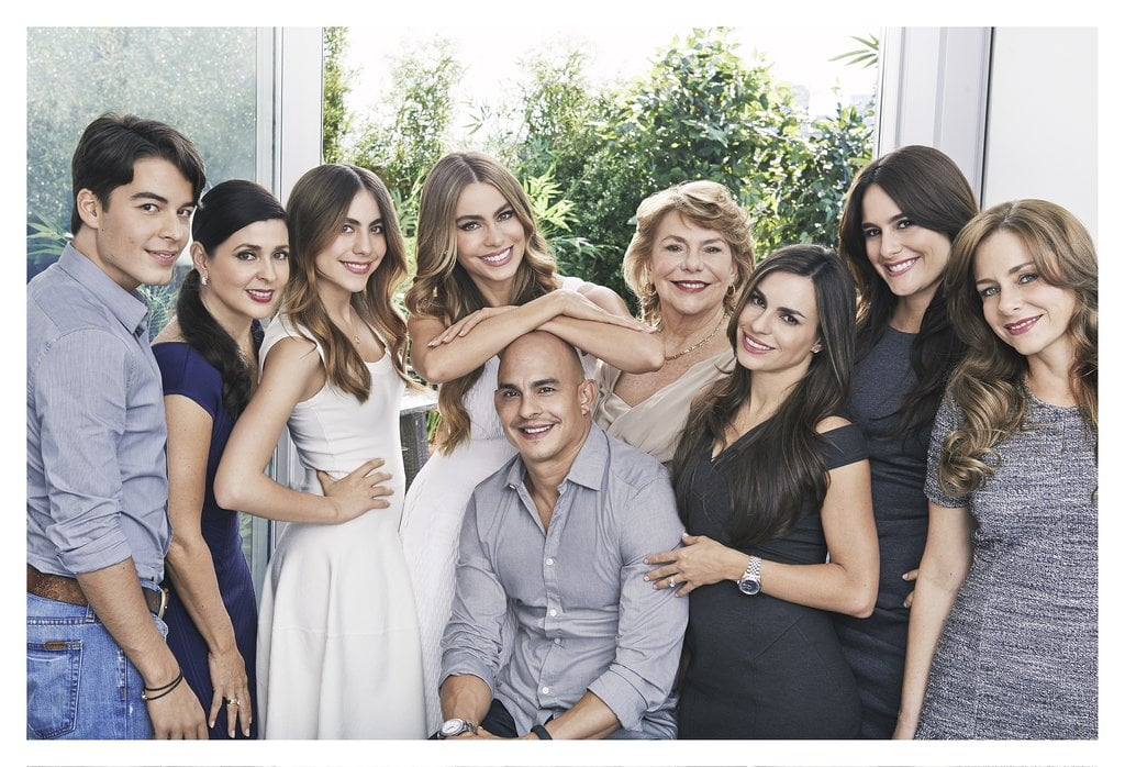 It was a family affair for Sofia Vergara when it was announced that she'd add a partnership with Head and Shoulders to her already impressive résumé.