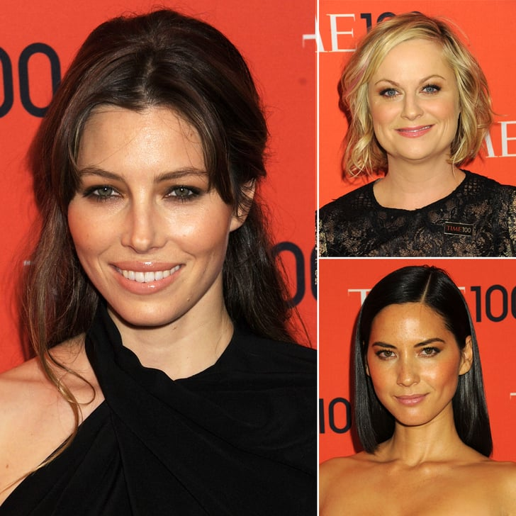 Celebrities Celebrate Time's 100 With Inspiring Beauty Looks