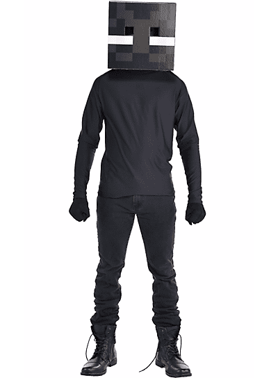 Minecraft Enderman Head The Best Halloween Costumes For