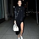Karlie Kloss's Sneaker of Choice: Superga