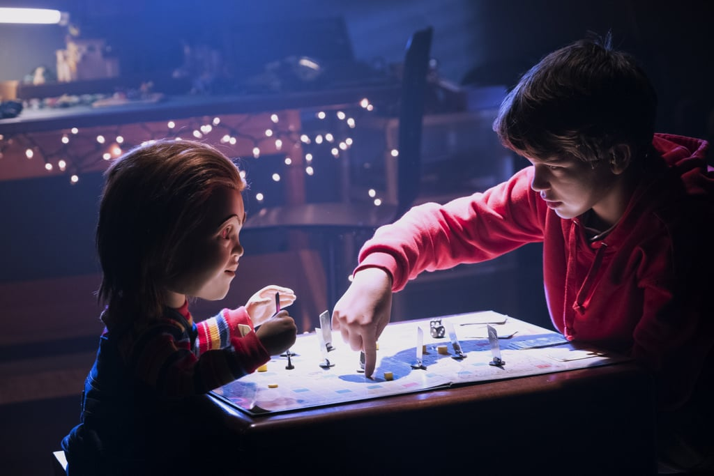 Chucky would be the last opponent we'd choose to play board games with, just sayin'.