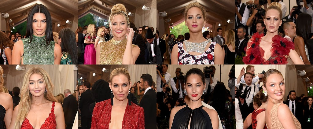 Met Gala Celebrity Hair and Makeup 2015