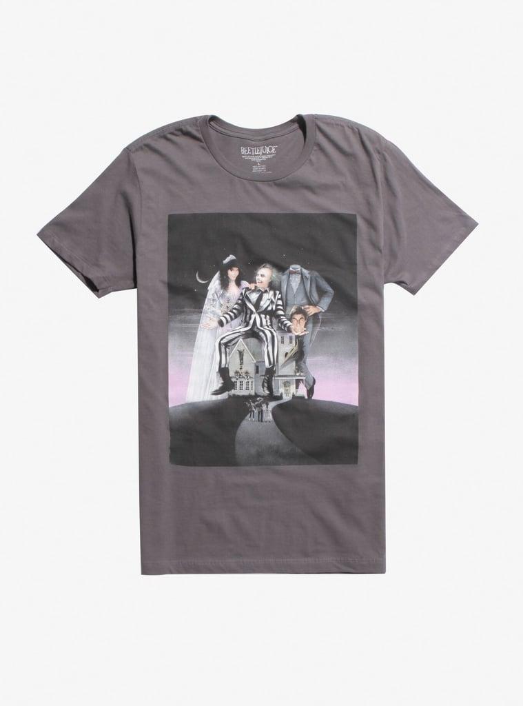 Beetlejuice Poster T-Shirt