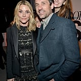 Patrick Dempsey Rings In His 50th Birthday With Estranged Wife Jillian