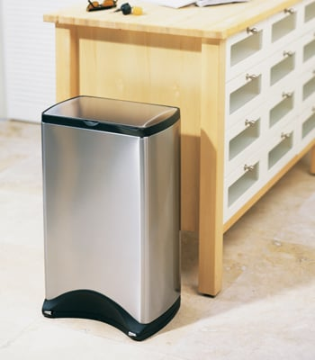 Simplehuman Rectangular Sensor Can: Love It Or Hate It?