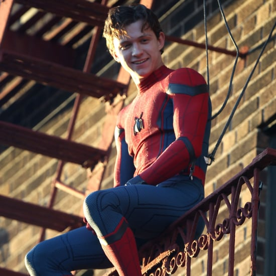 Tom Holland Went Undercover at High School For Spider-Man