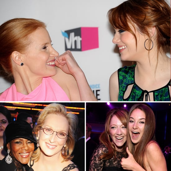Another Lady Love Fest at the Critics' Choice Awards