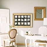 Frame Up Paper Mementos