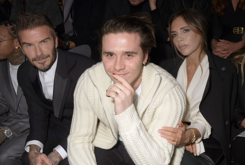 Victoria Beckham Wishes Son Brooklyn a Happy 21st Birthday