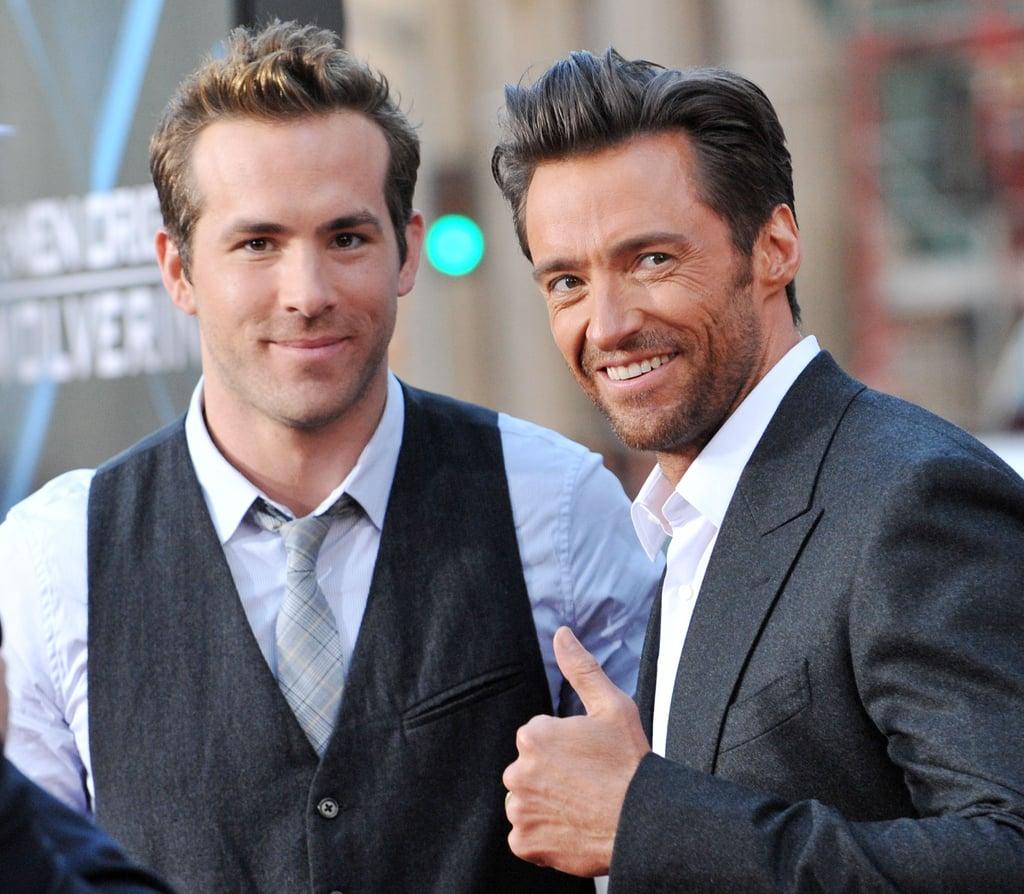 Ryan Reynolds and Hugh Jackman's Best Feud Moments